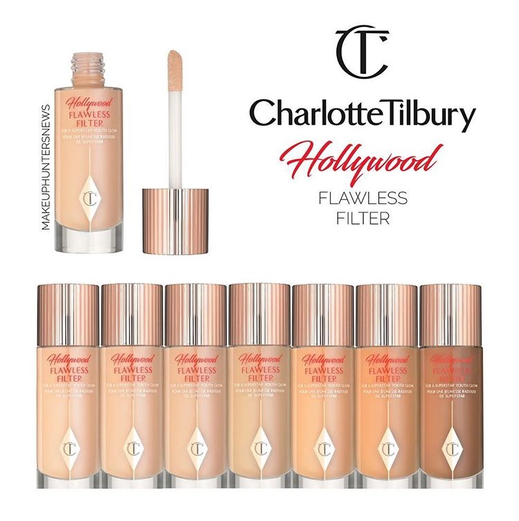 Hollywood Flawless Filter by Charlotte Tilbury #17