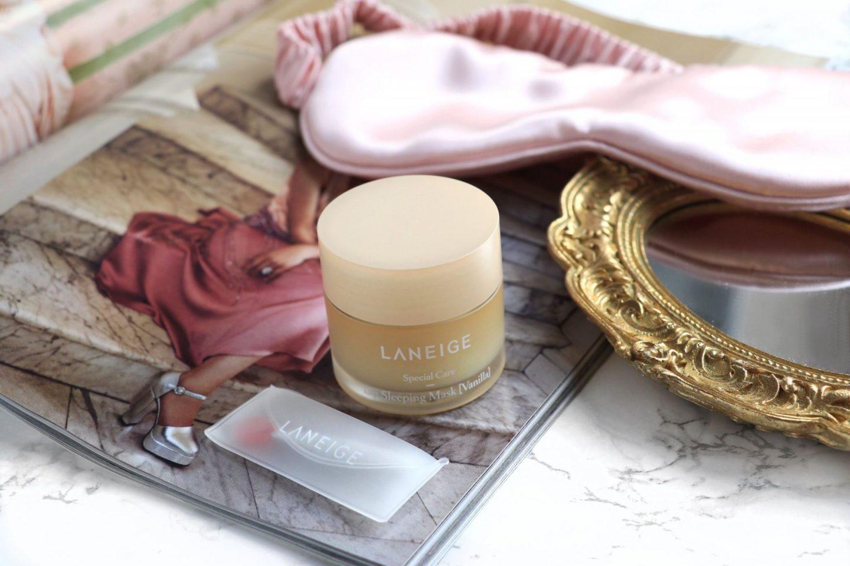 Laneige Lip Sleeping Mask Vanilla