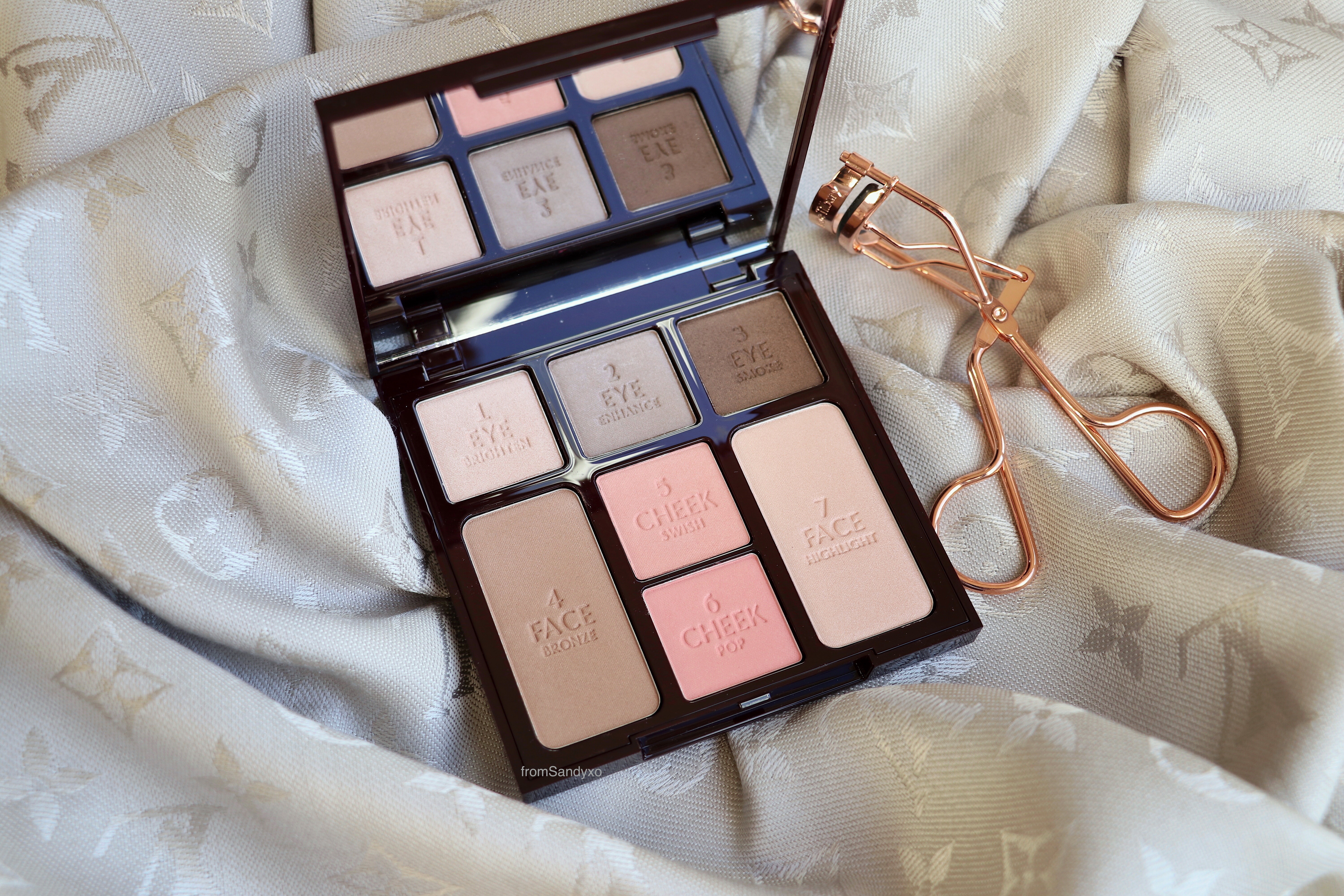 c49a572268fc1 CHARLOTTE TILBURY INSTANT LOOK IN A PALETTE Seductive Beauty Review -  fromSandyxo